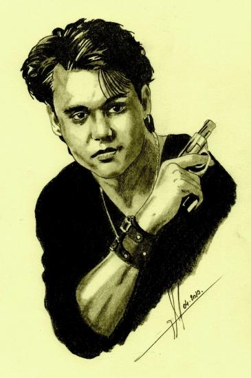 Johnny Depp by Toon24